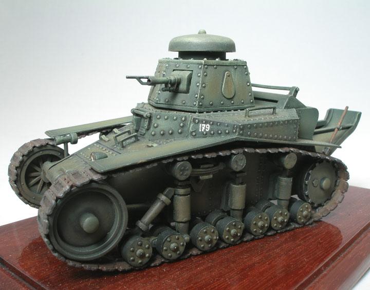 T-18 tank